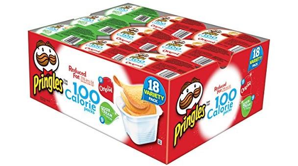 Pringles 2 Flavor Snack Stacks, 18 count — Lowest Price