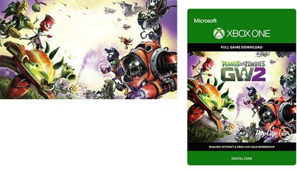 Plants vs  Zombies Garden Warfare 2 – Xbox One Digital Code