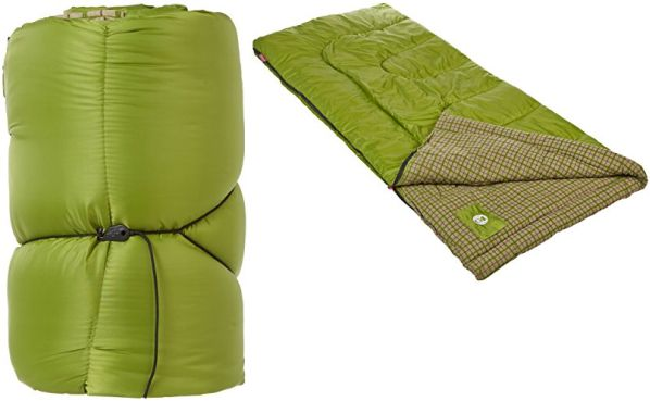 Has An Awesome Deal You Can Now Snag On The Coleman Green Valley Cool Weather Sleeping Bag For 37 47 Reg 49 99 Shipped