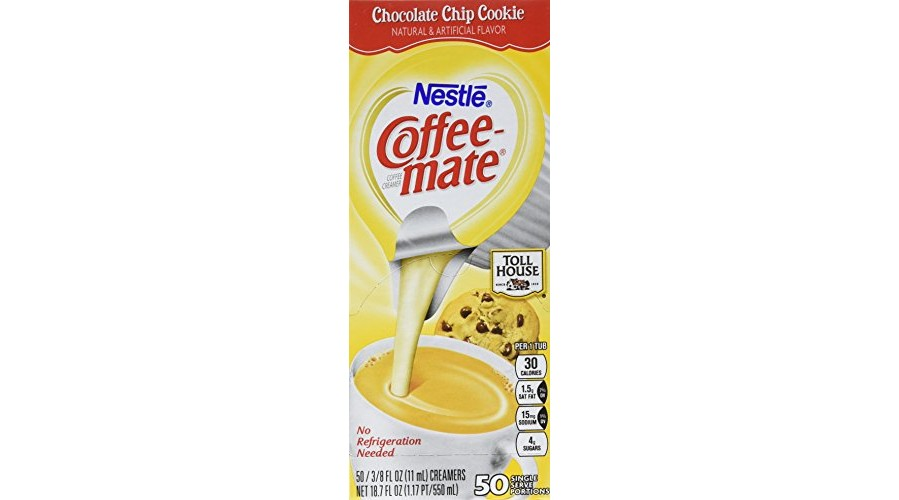 tollhouse singles Buy toll house chocolate chip cookie nestle coffee-mate non-dairy liquid creamer at discountcoffeecom kosher free shipping.