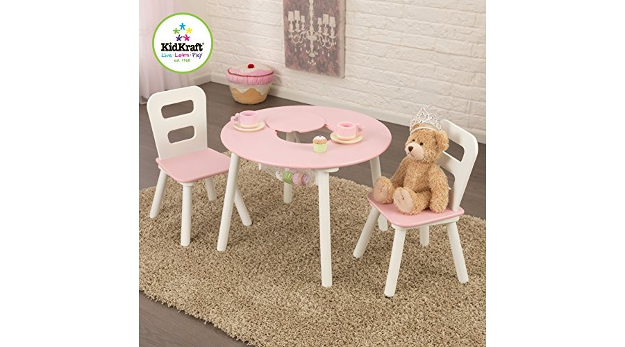 Fantastic Expired Kidkraft Round Table And 2 Chair Set Lowest Price Pabps2019 Chair Design Images Pabps2019Com