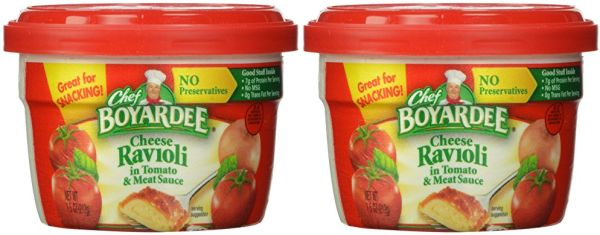Hurry On Over To Where You Can Score This Chef Boyardee Cheese Ravioli 7 5 Ounce Microwavable Bowls Pack Of 12 For 11 88