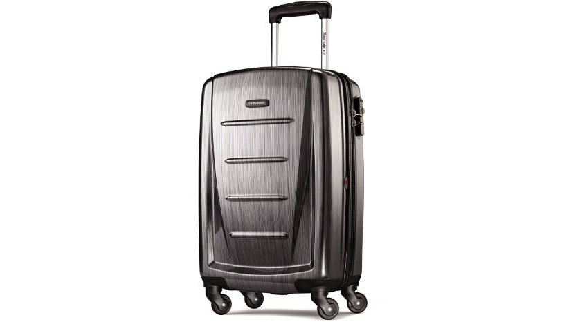 Samsonite Luggage Winfield 2 Fashion HS Spinner 20, Charcoal, BEST ...