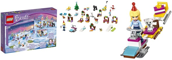 ... For The LEGO Friends Pets. A Great Way To Get Your Builder Into The  Holiday Spirit! Itu0027s An Affordable Gift For Any Holiday Or Special Occasion  Leading ...