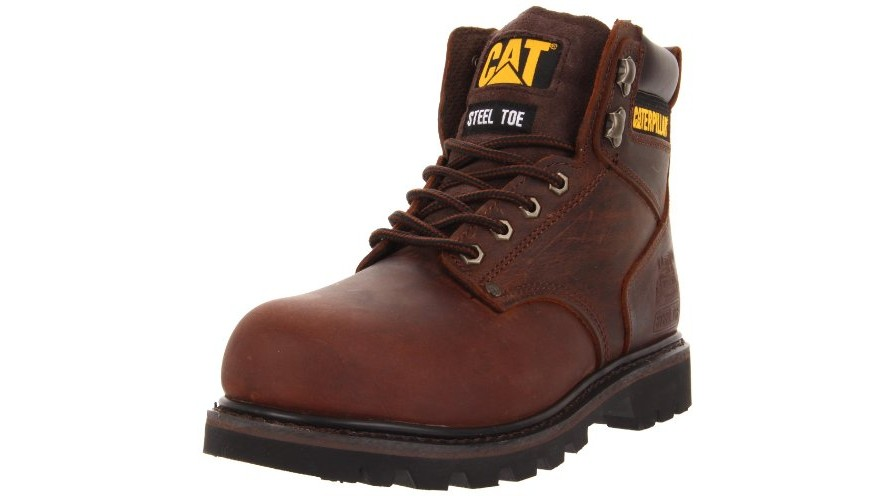 4d87a999966 Expired: Caterpillar Men's Second Shift Steel Toe Work Boot, BEST ...