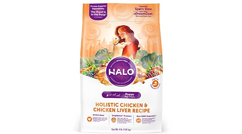Expired halo holistic dry dog food for puppies 4 lb bag of natural expired halo holistic dry dog food for puppies 4 lb bag of natural puppy food jungle deals blog forumfinder Image collections