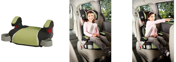 Color Go Green Graco High Back TurboBooster Seat The Child Car In Is Booster Children Pick As