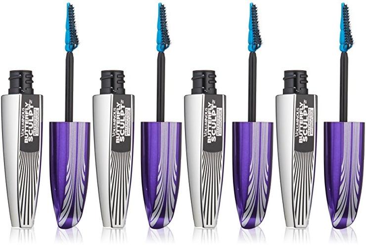 5f0912a5d77 Stocking stuffers anyone? 🙂 The L'Oréal Paris Voluminous Butterfly Sculpt  Waterproof Mascara ...