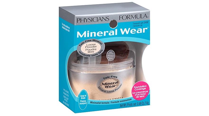 Physicians Formula Mineral Wear Talc Free Loose Powder