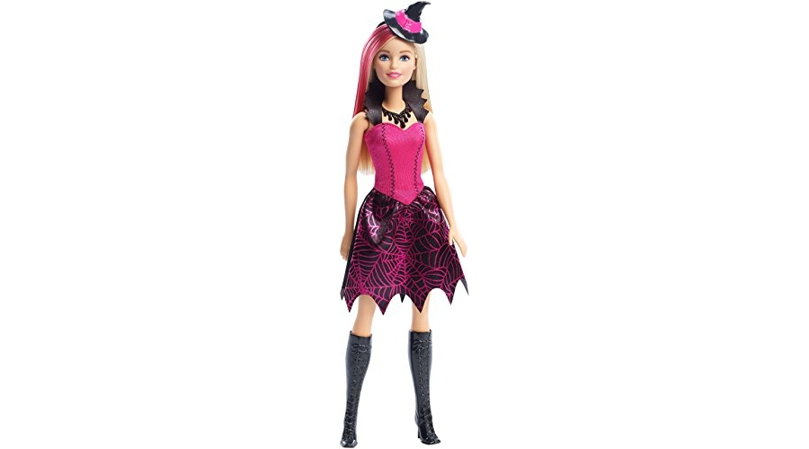 For a limited time ONLY you can get a super discount on the Barbie Halloween Witch Doll for $8.89 shipped which is the lowest it has been!  sc 1 st  Jungle Deals Blog & Barbie Halloween Witch Doll Add-on BEST Price! | Jungle Deals Blog