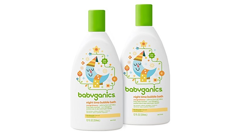 Hot Up To 45 Off Babyganics Baby Bubble Bath Orange