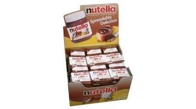 WILL SELL OUT* Ferrero Nutella Hazelnut Spread, Single Serve
