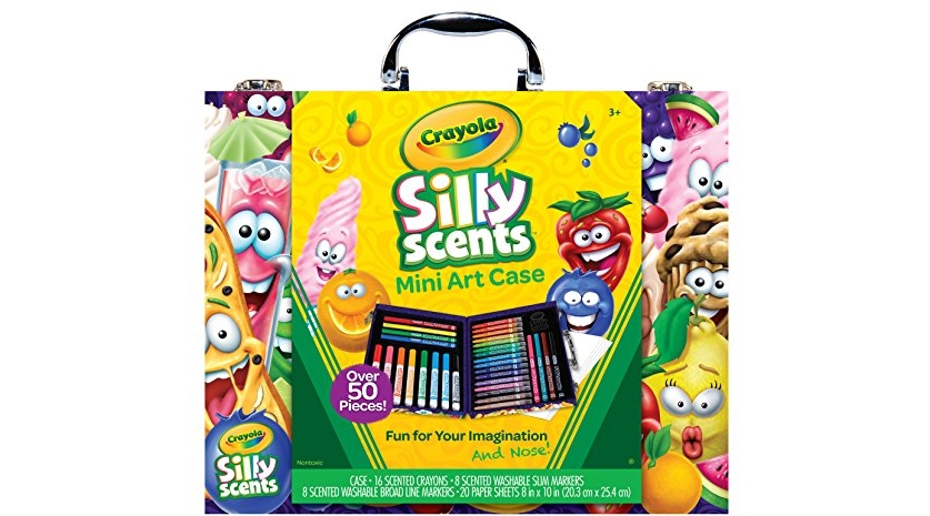 Expired crayola scented mini inspirational art case set 50 pieces hurry over to amazon where you can get a deal on the crayola scented mini inspirational art case set 50 pieces easter gift for kids ages 6 7 8 9 negle Gallery
