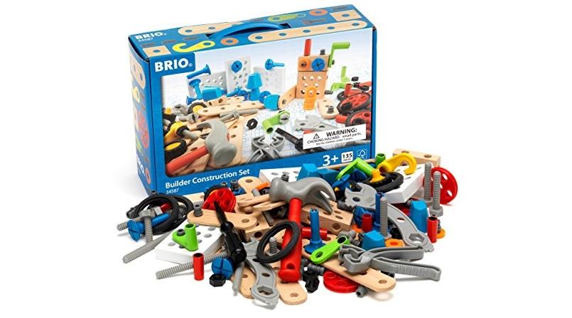 Brio Builder Construction Set Building Kit  Pieces