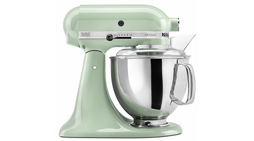 HOT* KitchenAid Artisan Series 5-Qt. Stand Mixer with Pouring Shield ...