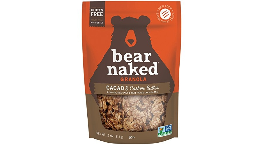 Bear Naked Granola (Cacao + Cashew Butter, 11-Ounce Bag) | Jungle ...