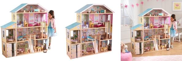 Expired Kidkraft Majestic Mansion Dollhouse Lowest Price Jungle