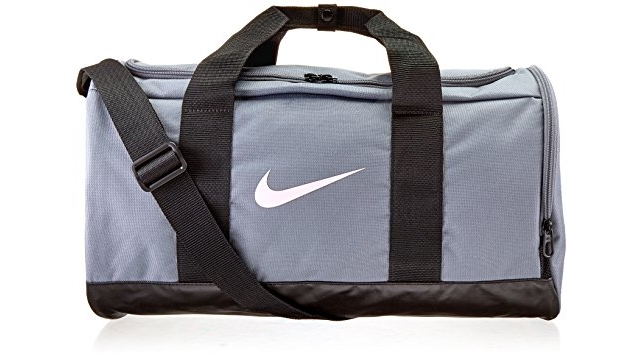 Amazon has an awesome deal you can score on the NIKE Team Women s Training Duffel  Bag 80af23e621cc6