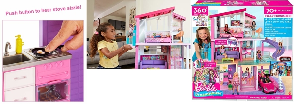 Hot Barbie Dreamhouse Lowest Price To Date Jungle Deals