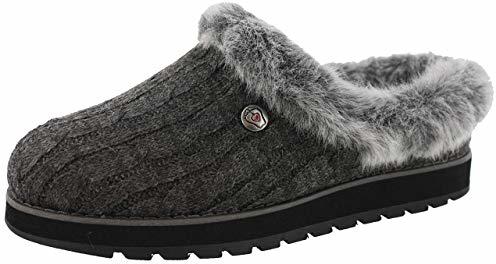 4a948e8c41878  HOT  BOBS from Skechers Women s Keepsakes Ice Angel Slippers