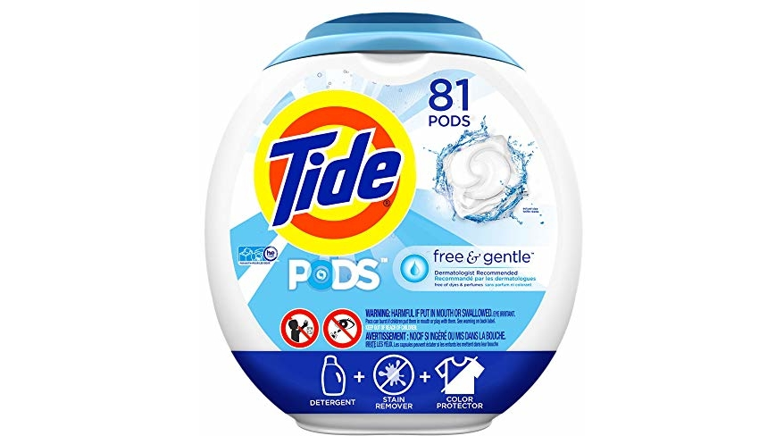 Price Mistake Tide Free And Gentle Laundry Detergent