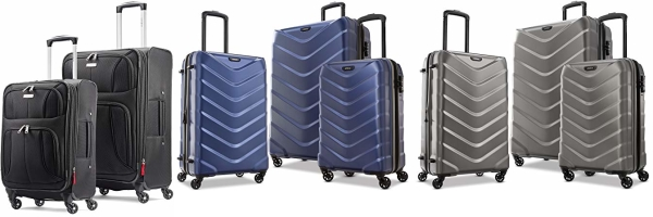 Amazon Black Friday: Save up to 50% on Samsonite and American Tourister Luggage