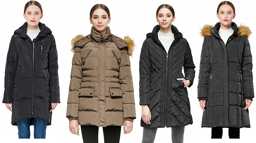 Amazon Black Friday: Save up to 50% on Orolay Down Jackets!