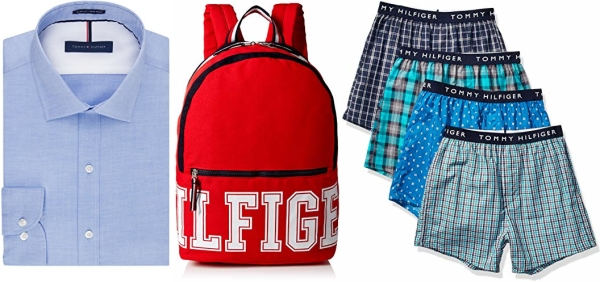 Save up to 35% on Tommy Hilfiger clothing
