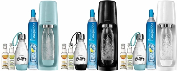 Save up to 30% on SodaStream Sparkling Water Makers