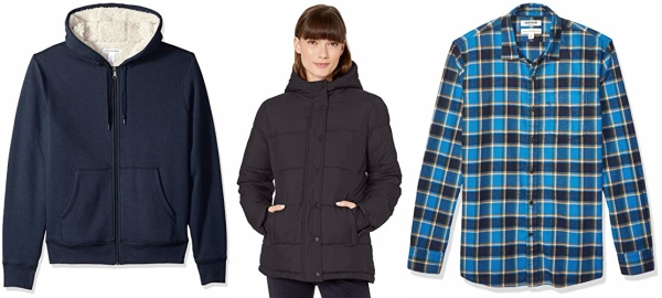 Up to 50% off men's and women's clothing and more from Our Brands