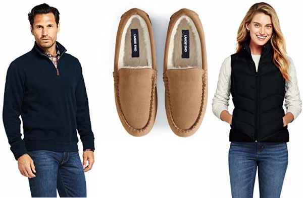 Up to 50% off Lands' End