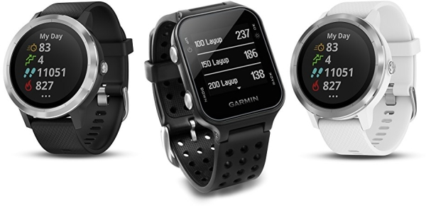 Save up to 50% on Garmin Smart Watches