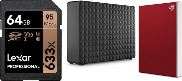 Save Big on Select Storage and Memory Products