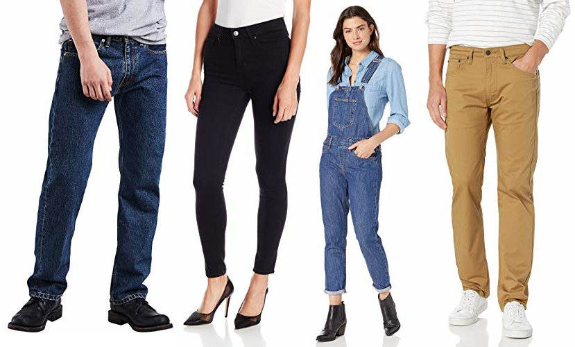 Save up to 40% on Levi's for the whole family