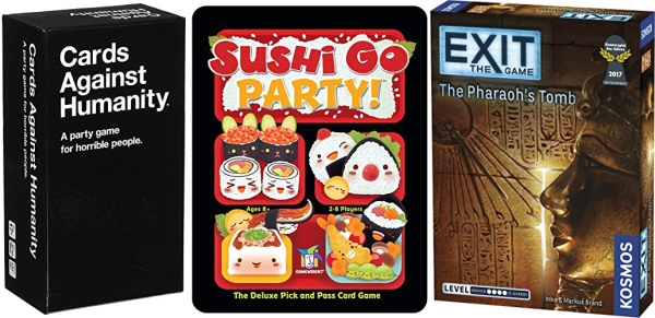 Save up to 50% on select party games