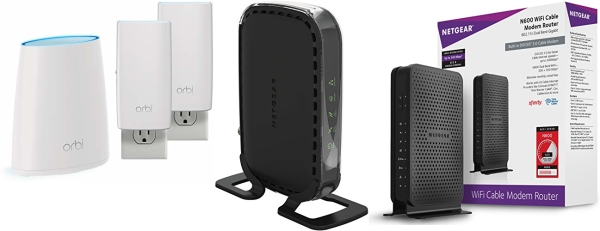 Save up to 35% on select Netgear products