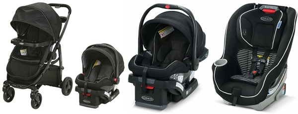 Save up to 35% on Graco products