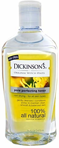 Dickinson's Original Witch Hazel Pore Perfecting Toner 16 oz