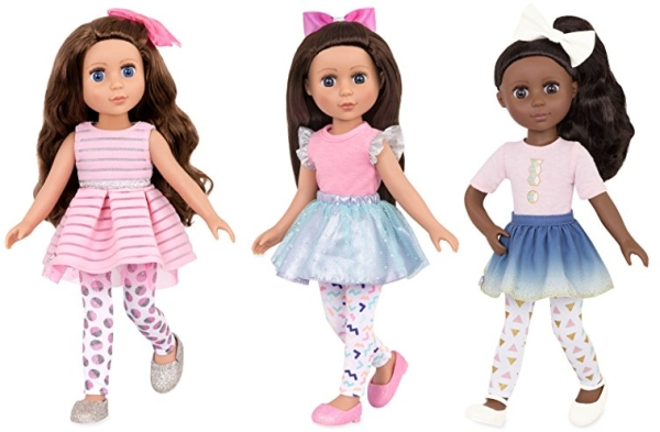 Save up to 35% on Glitter Girls dolls and accessories