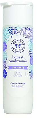 Honest Calming Lavender Hypoallergenic Conditioner with Naturally Derived Botanicals, Dreamy Lavender