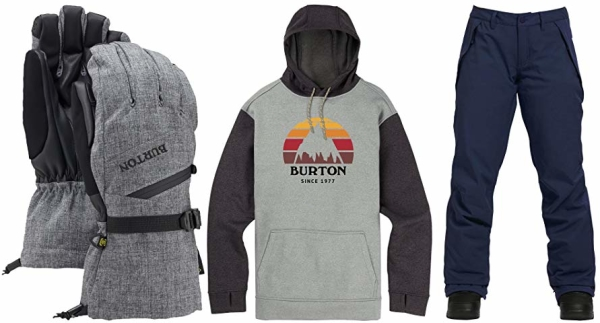Deal of the Day: Save up to 35% off on Burton