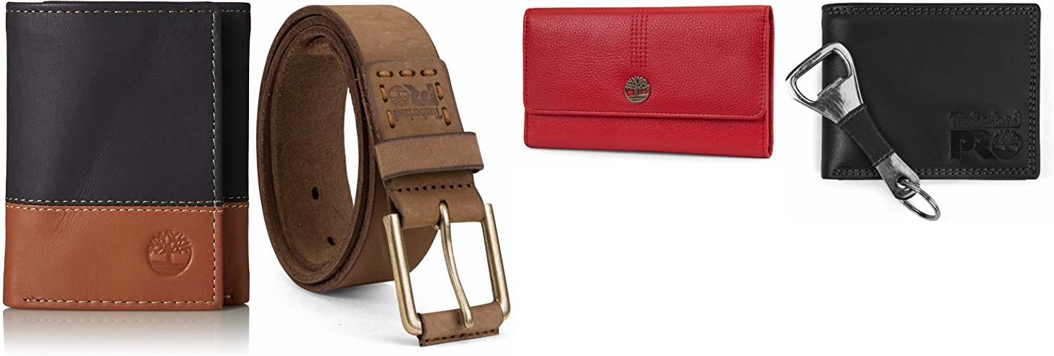 Save up to 35% on Timberland men's and women's accessories