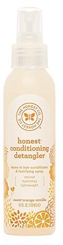 Honest Conditioning Detangler, Sweet Orange Vanilla