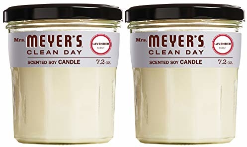 Mrs Meyers Scented Soy Candle (Scented Soy Candle)