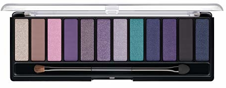 Rimmel Magnif'eyes Eyeshadow Palette, Electric Violet Edition
