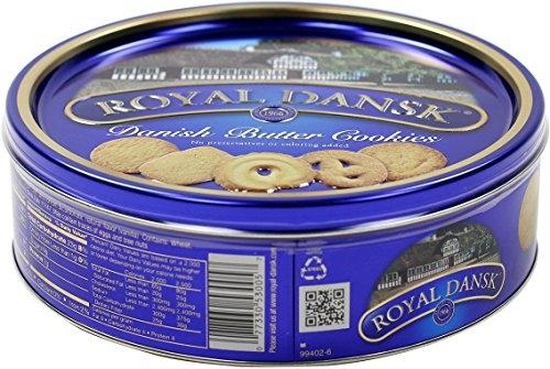 Royal Dansk Cookie Selection