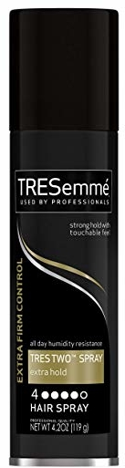 TRESemme TRES TWO Hair Spray, Extra Hold 4.2 oz