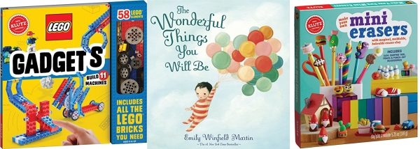 Buy 2 Books, Get 1 FREE -- Includes Lots of Books for Kids!