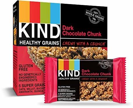 KIND Healthy Grains Bars, Dark Chocolate Chunk