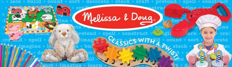 *SUPER HOT* Melissa & Doug Day of Deals!